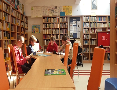Październik – Międzynarodowy Miesiąc Bibliotek Szkolnych