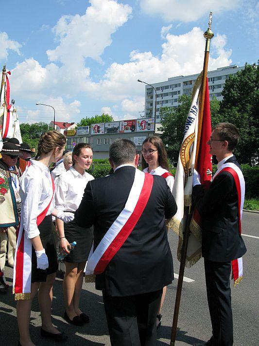 Wprowadzenie relikwii bł. Franciszki Siedliskiej do Świątyni Opatrzności Bożej w Warszawie - zdjęcie 3