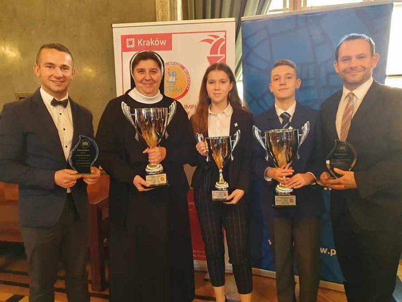 Krakowska Olimpiada Młodzieży-Igrzyska Dzieci 2019 - zdjęcie 2