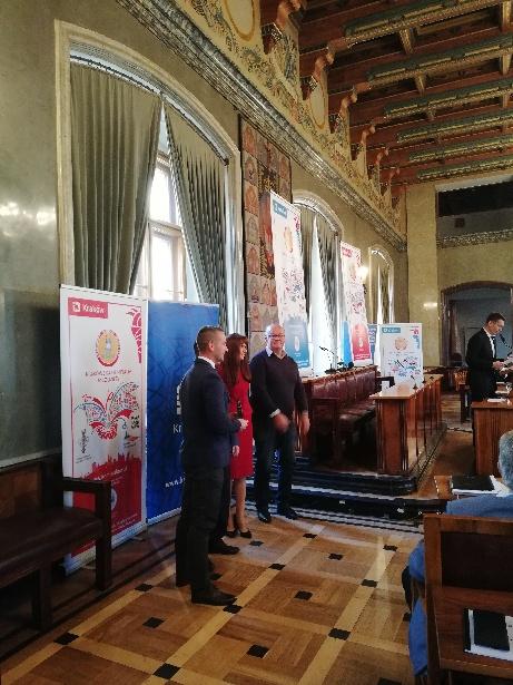 Krakowska Olimpiada Młodzieży-Igrzyska Dzieci 2019 - zdjęcie 4