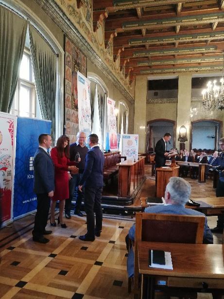 Krakowska Olimpiada Młodzieży-Igrzyska Dzieci 2019 - zdjęcie 6