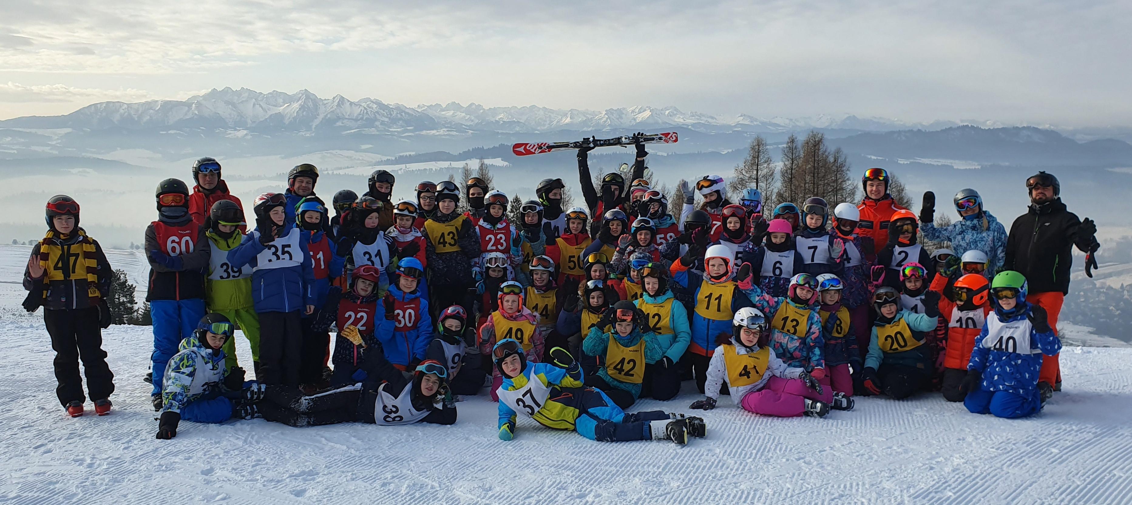 Ferie 2021 - obóz narciarski