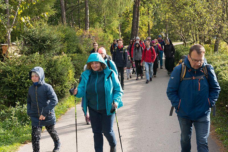 Drugie wyjście Koła Turystycznego – jesienna Hala Krupowa - zdjęcie 1