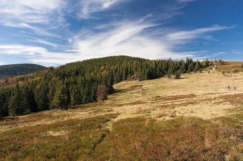 Drugie wyjście Koła Turystycznego – jesienna Hala Krupowa - zdjęcie 5