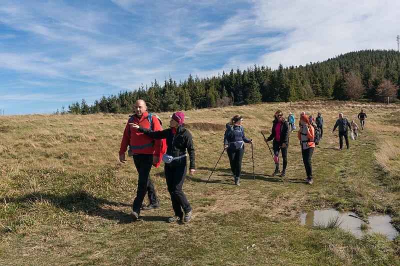 Drugie wyjście Koła Turystycznego – jesienna Hala Krupowa - zdjęcie 7