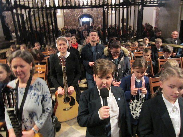 Pielgrzymka klas trzech – Jasna Góra 2019 - zdjęcie 3