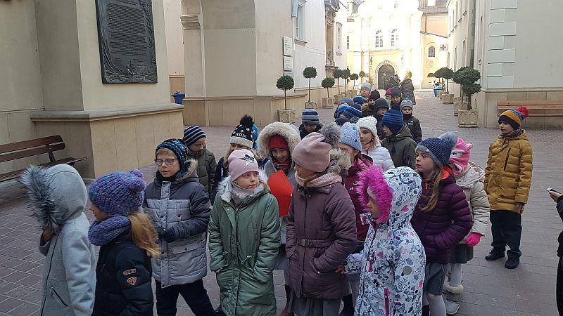 Pielgrzymka klas trzech – Jasna Góra 2019 - zdjęcie 5