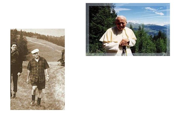 Aktywność na 100 lecie urodzin Jana Pawła II - podsumowanie