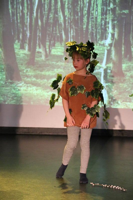Koło teatralno-artystyczne klas II i III - zdjęcie 1
