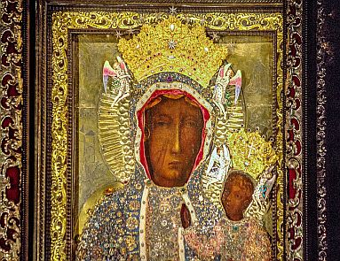 Wizyta u Matki Bożej na Jasnej Górze