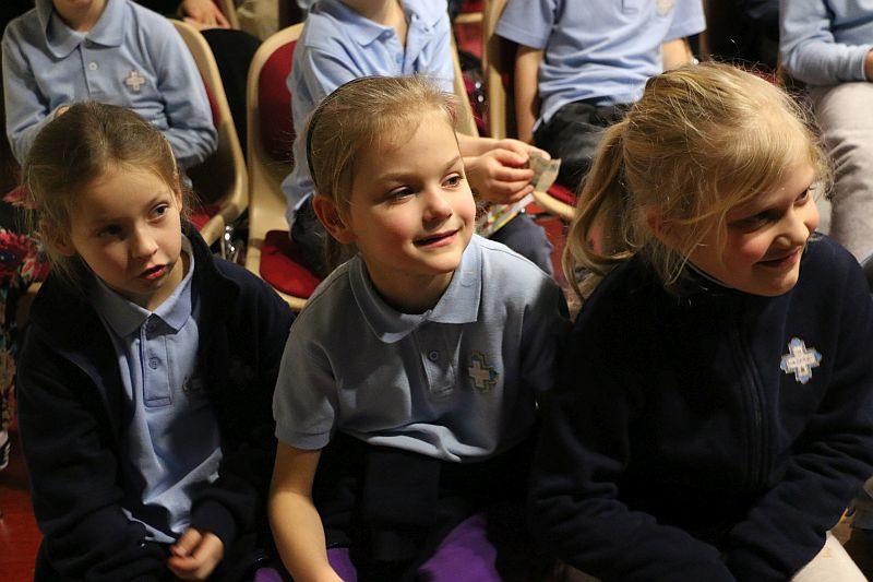 Michał Rusinek gościem w naszej szkole - zdjęcie 16