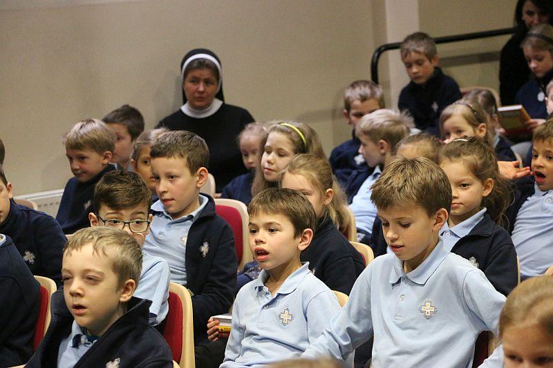 Michał Rusinek gościem w naszej szkole - zdjęcie 4