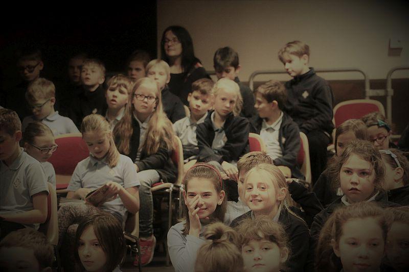 Michał Rusinek gościem w naszej szkole - zdjęcie 8