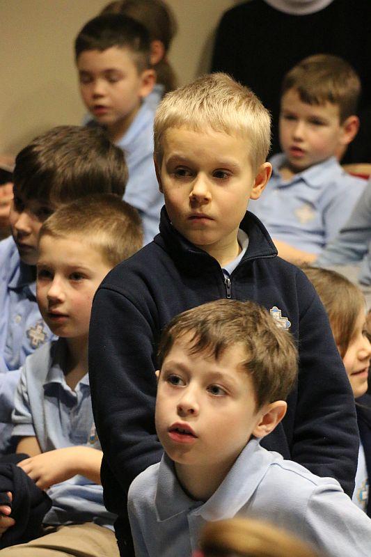 Michał Rusinek gościem w naszej szkole - zdjęcie 9