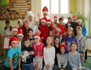 Święty Mikołaj 2016