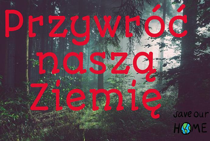 Dzień Ziemi 2021 SP164 w Krakowie
