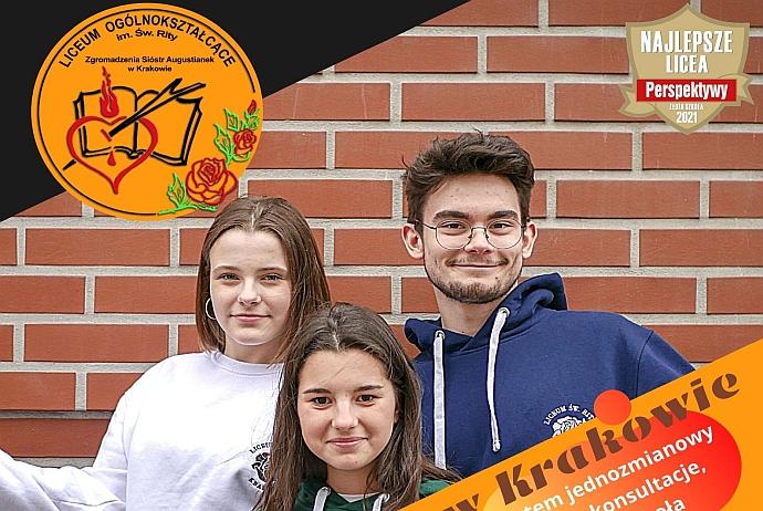 Liceum Ogólnokształcące Augustianek zaprasza