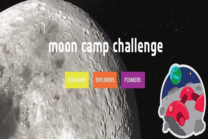 Zapraszam do udziału w Moon Camp Challenge 2020-2021