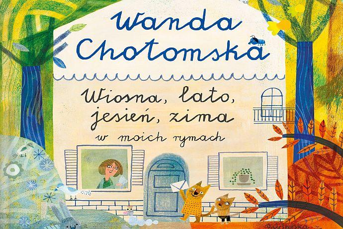 "Konkurs pt. ""Jesień z Wandą Chotomską"""