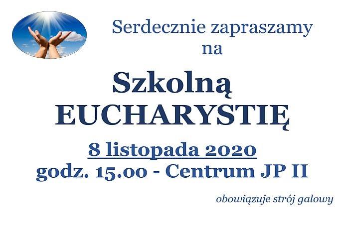 Szkolna Eucharystia 08 XI