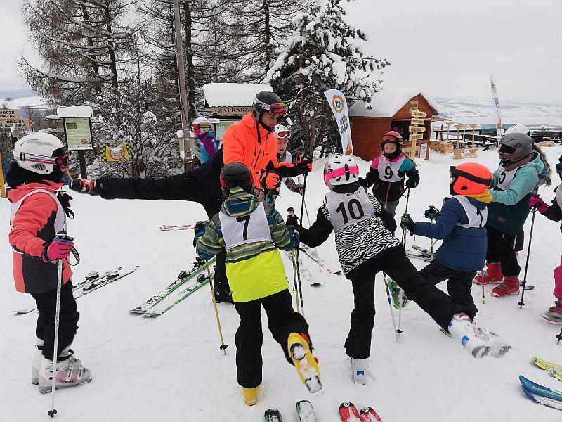 Obóz narciarski Kluszkowce 2019 - zdjęcie 14
