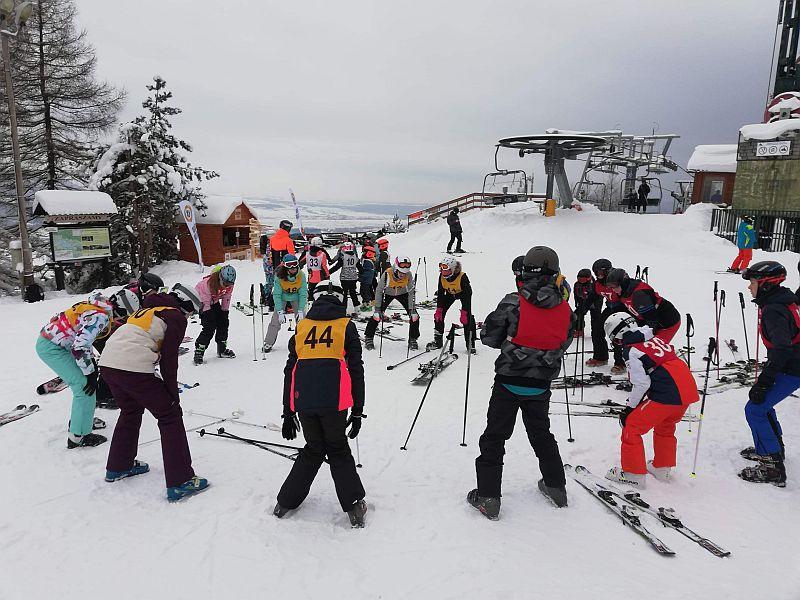 Obóz narciarski Kluszkowce 2019 - zdjęcie 21