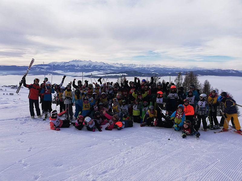 Obóz narciarski Kluszkowce 2019 - zdjęcie 22
