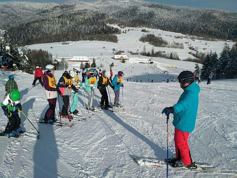 Obóz narciarski Kluszkowce 2019 - zdjęcie 23