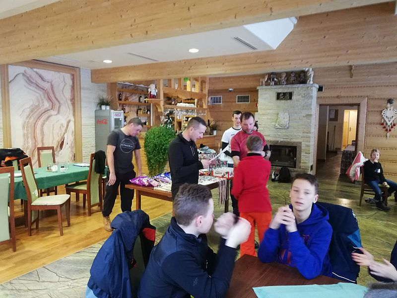 Obóz narciarski Kluszkowce 2019 - zdjęcie 27