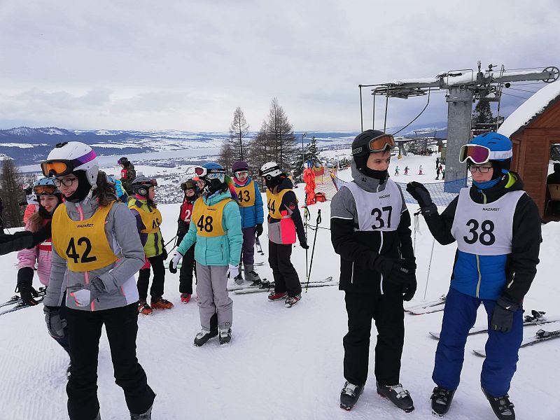 Obóz narciarski Kluszkowce 2019 - zdjęcie 28