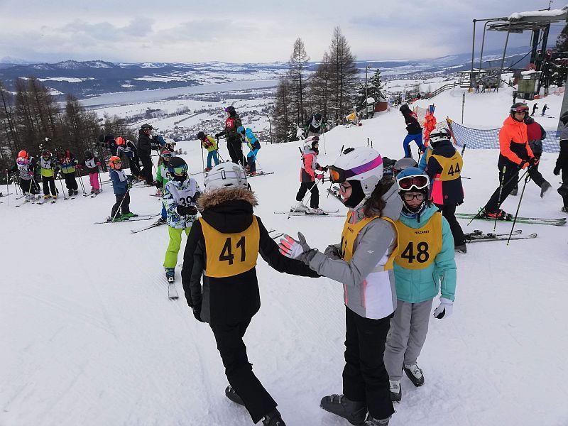 Obóz narciarski Kluszkowce 2019 - zdjęcie 29