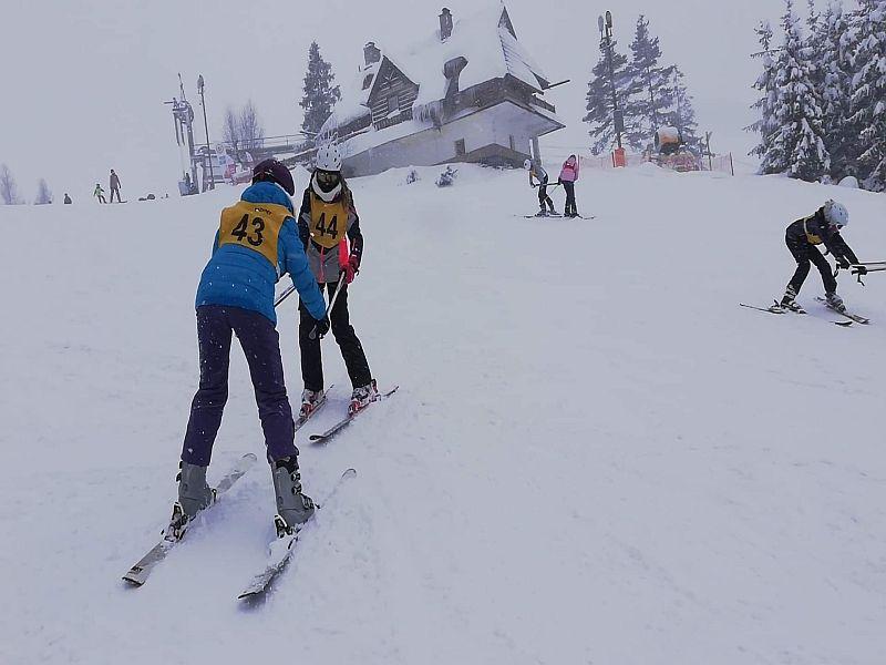 Obóz narciarski Kluszkowce 2019 - zdjęcie 30