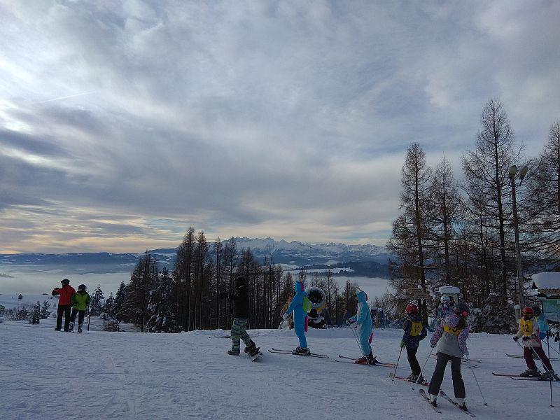 Obóz narciarski Kluszkowce 2019 - zdjęcie 4