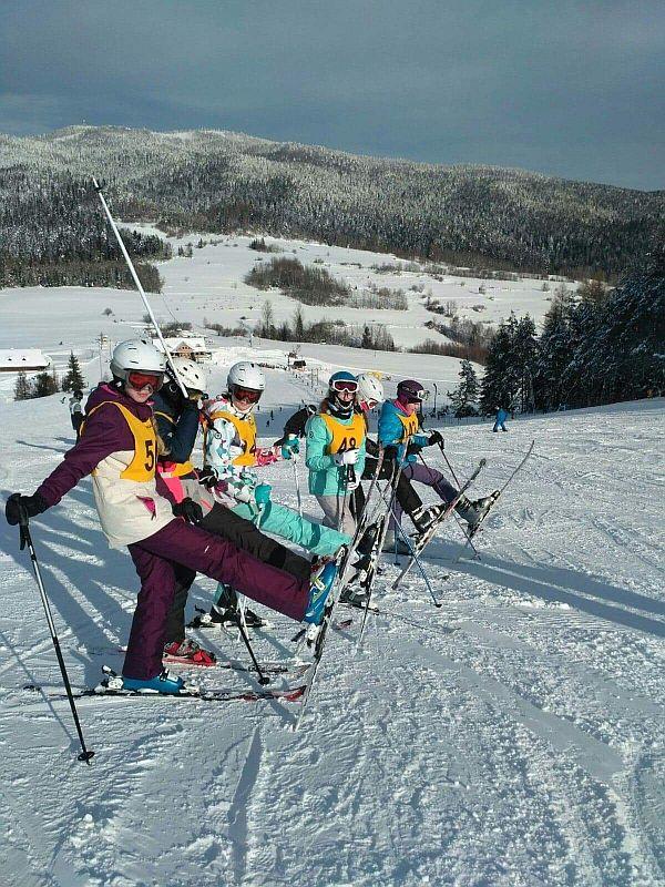 Obóz narciarski Kluszkowce 2019 - zdjęcie 6