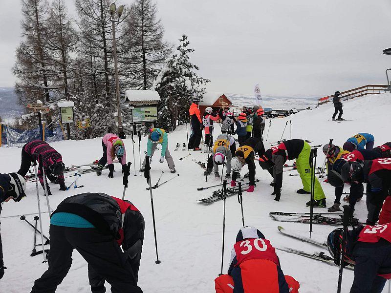 Obóz narciarski Kluszkowce 2019 - zdjęcie 7