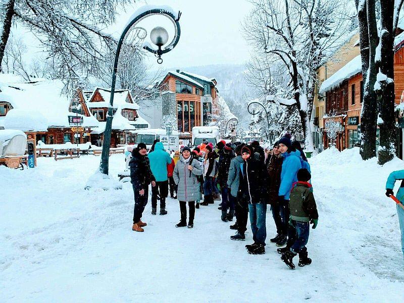 Obóz narciarski Kluszkowce 2019 - zdjęcie 8