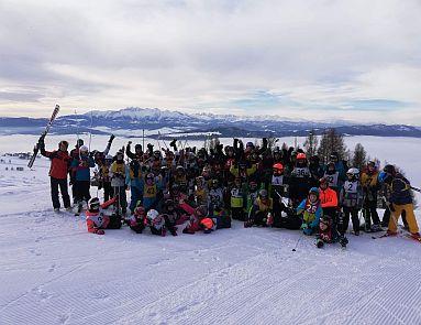 Obóz narciarski Kluszkowce 2019