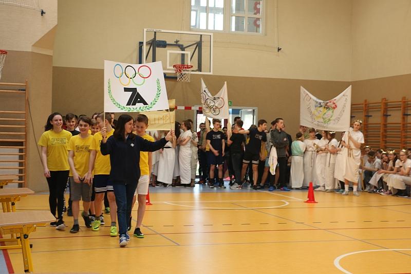 Olimpiada kl. 7 i gimnazjum 2018 - zdjęcie 1