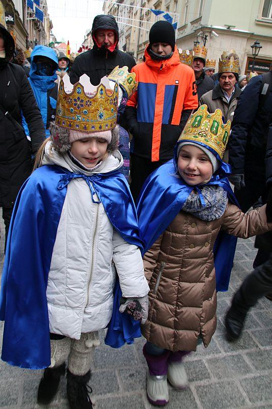 Orszak Trzech Króli 2017 - zdjęcie 15