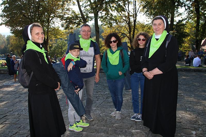 Rodziny u Matki Bożej Kalwaryjskiej - zdjęcie 12