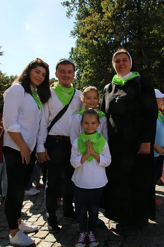 Rodziny u Matki Bożej Kalwaryjskiej - zdjęcie 28