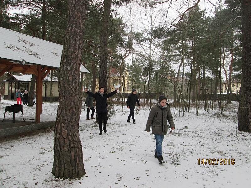 Rekolekcje w Olsztynie - ferie 2018 - zdjęcie 34