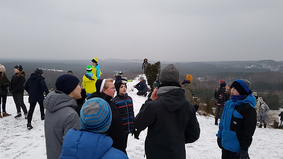Rekolekcje w Olsztynie - ferie 2018 - zdjęcie 7