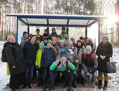 Rekolekcje w Olsztynie - ferie 2018