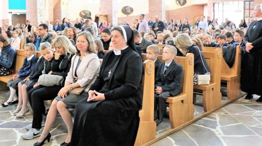 Eucharystia rozpoczęcia roku szkolnego 2017/2018