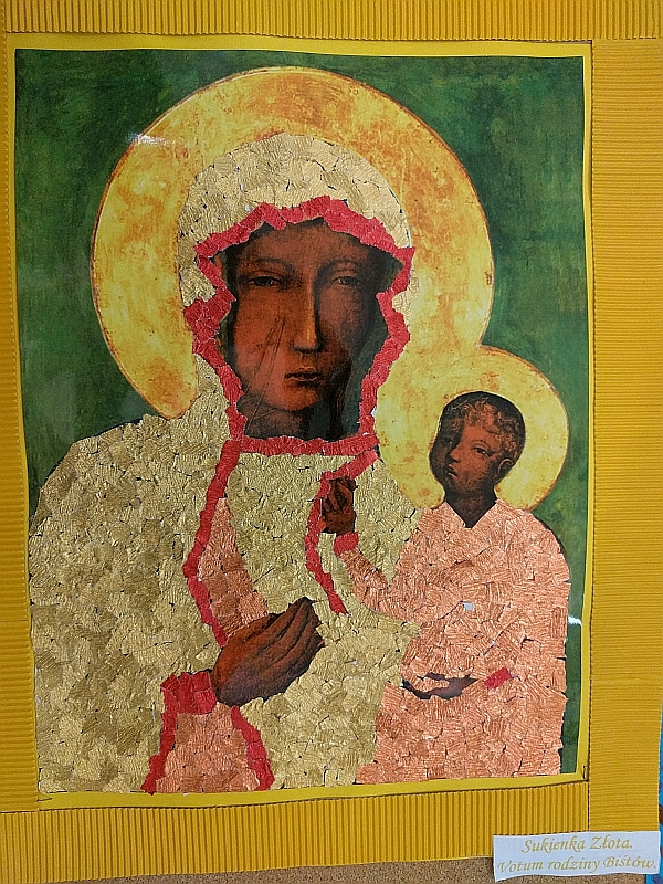 Suknia dla Maryi - votum mojej rodziny - zdjęcie 15