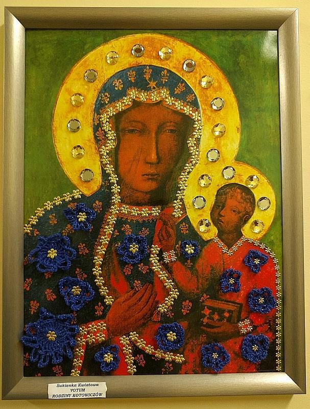 Suknia dla Maryi - votum mojej rodziny - zdjęcie 29
