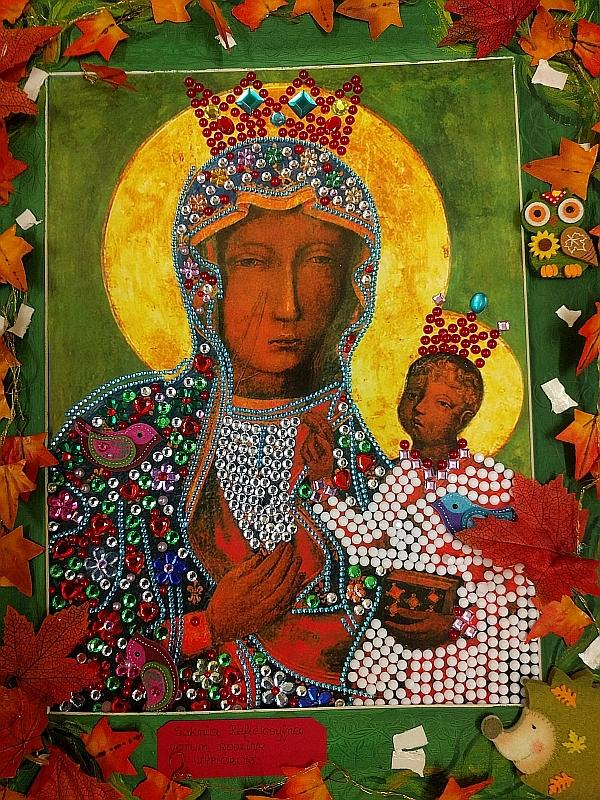 Suknia dla Maryi - votum mojej rodziny - zdjęcie 2