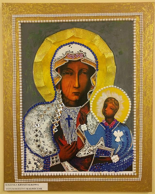 Suknia dla Maryi - votum mojej rodziny - zdjęcie 30