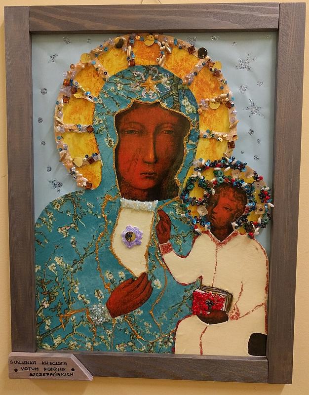 Suknia dla Maryi - votum mojej rodziny - zdjęcie 42